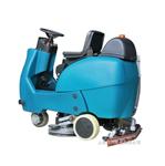 国产巴玖手推式洗地机,半自动洗地机,单刷洗地机特点