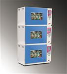叠加式小容量恒温培养摇床,三层组合式恒温培养振荡器,福建三层叠加式摇床供应商