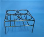 粘结指数坩埚架 4孔坩埚架  坩埚架材质  鹤壁科达仪器仪表有限公司