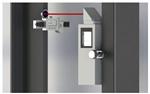 电梯轨距及共面性激光测量仪
