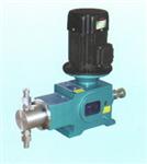 J-W系列柱塞计量泵