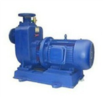 自吸排污泵|直连式自吸无堵塞排污泵