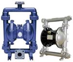 QBY鄂泉气动不锈钢隔膜泵