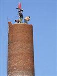 烟囱新建,烟囱维修,烟囱防腐,烟囱拆除,烟囱刷航标