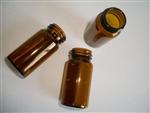 20ml棕色样品瓶/20ml琥珀色存储瓶