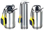 小型全自动不锈钢潜水电泵,带浮球不锈钢潜水泵
