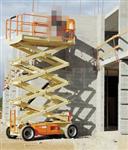 美国JLG 进口电动剪叉高空作业平台,剪叉自行式高空作业平台