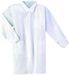 113-1148高级防护白色实验服