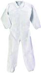 113-1078实验室白色连体服