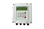 厂家直销固定分体式超声波流量计,固定分体式超声波流量计报价与说明