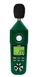 美国EXTECH EN300温度/风速/照度/噪音五合一测试仪
