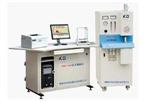基于WindowXP操作系统的测试软件,KDDL-2000红外测硫仪