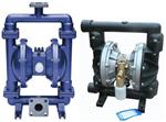 QBY不锈钢污泥气动隔膜泵