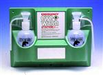 美国双瓶简易洗眼器