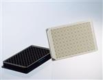96孔黑色和白色聚苯乙烯微孔板
