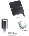 非接触式位置传感器