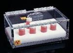 放射性同位素样品屏蔽存储盒