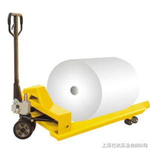 国产AC20R500纸筒型手动液压搬运车上海格|哪好