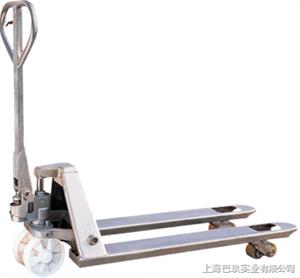 不锈钢手动液压搬运车市场价格|国产液压搬运车使用说明