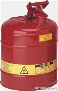 Justrite19LI类红色进口安罐,工业安罐,易燃液体安罐优惠