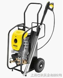 进口凯驰高压清洗机,冷水高压清洗机的原理,工业高压清洗机的使用方法