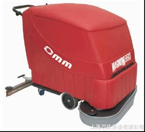 奥美洗地机的行情,自走式洗地机,双刷洗地机的型号