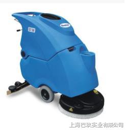 GT50 B50嘉得力半自动洗地机,手推式洗地机,小型洗地机使用方法