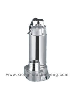 QDX/QX不绣钢小型潜水电泵