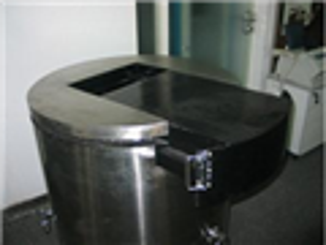 密闭式防爆罐,室内型防爆罐的技术参数,球形防爆罐性能