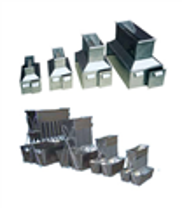 RF-1A型二分器 不锈钢密封式二分器 镀锌板敞开式二分器 敞开式二分器 密封式二分器