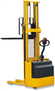国产电动堆高车,电动堆垛车,液压电动叉车使用方法