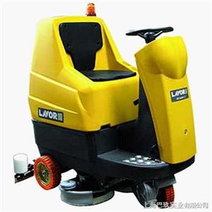 进口意大利LAVOR驾驶式洗地机,双刷洗地机市场价格