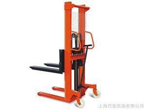 国产手动液压堆高车使用方法,手动液压堆高车操作规程