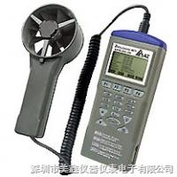 台湾衡欣AZ9671 智能型风速温湿度记录器