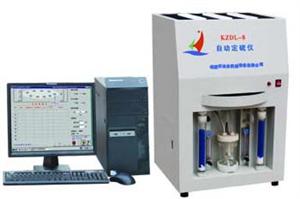 KZDL-8煤炭测硫仪-微机定硫仪-高精度定硫仪