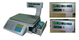 网口型带打印电子称/6公斤电子秤接打印机/多少钱