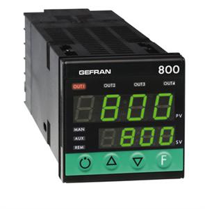 意大利杰佛伦GEFRAN/800控制器 控表、数显表、显示报警表、载荷显示