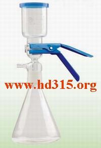 砂芯过滤装置(国产) 型号:EF81-500ML(特价,金牌优势) 库号:M287165