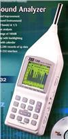 TES-1358噪音计声级计即时音频分析仪(RS232)  TES1358