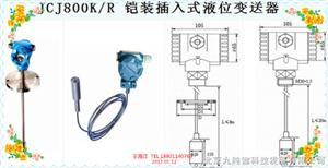 铠装插入式液位计 液位变送器  液位传感器
