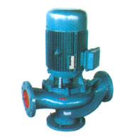GW管道式立式排污泵