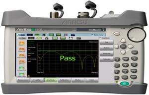 供应全新S331L手持式电缆与天线分析仪