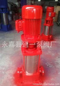 消防泵原理 消防泵的用处 消防泵厂家XBD3.6/1.67-(I)40*3