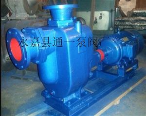 ZW自吸排污泵自吸无赌塞排污泵便拆式ZW150-150-20