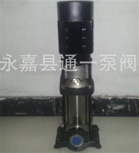 多级泵便拆式多级泵轻型不锈钢CDLF