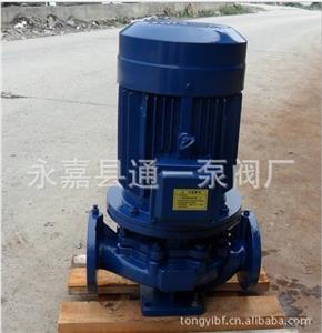 厂家提供离心泵性能与价格ISG40-200A