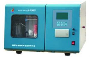 KZDL-4A煤中全硫测定仪