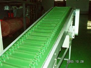 PVC 绿色高倾角带