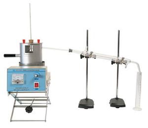 SYD-255A液体石油沥青蒸馏试验器SYD-255A,石油沥青产品介绍,厦门液体石油沥青蒸馏试验