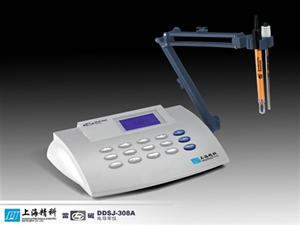 DDSJ-308A上海雷磁电导率仪DDSJ-308A,性价比高电导率仪现货,龙岩台式电导率仪厂家